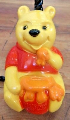 Vintage Winnie the Pooh Plastic Wall Plug Night Light Cover