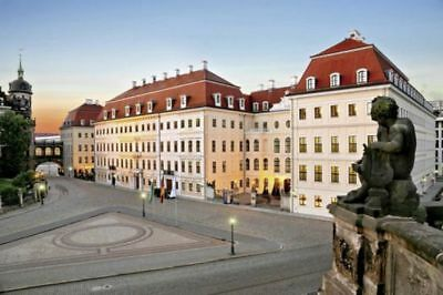 4 Tage Dresden exklusives GRAND HOTEL nahe Zwinger DZ ÜF Pool Winterspecial -30%