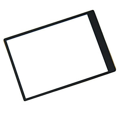 LCP-RX100 1mm hard polycarbonate LCD screen protector Sony RX100 Camera PCK-LM12