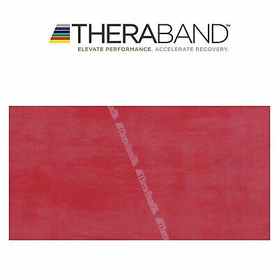 Thera-Band® Übungsband Rot 2m Theraband Teraband