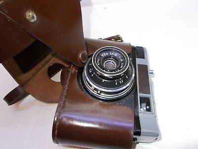 Vintage Collectable CAMERA analog photo photography OMO RUSSIAN SOVIET
