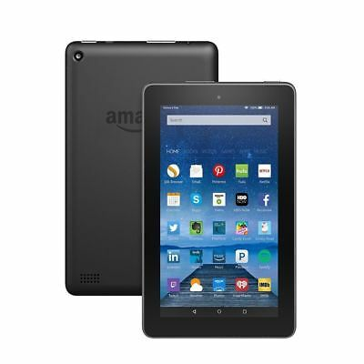 """Amazon Kindle Fire Tablet 8gb 7th Generation 2017 With Alexa 7"""""""