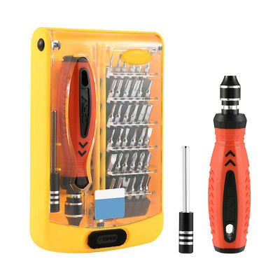 38 in 1 Precision Torx Screwdriver Repair Tools Kit Set For PC Laptop Cell Phone