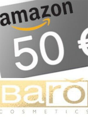 Coupon amazon+barò cosmetics