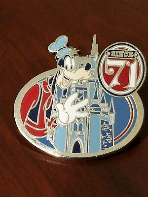 Goofy Magic Kingdom 45th Starter Set 71 Walt Disney World Anniversary Pin C