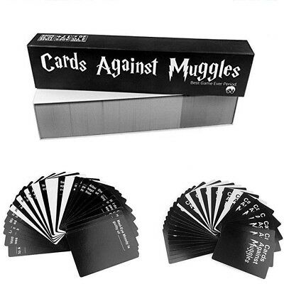 Cards Against Muggles 1440 Cards Harry Potter Limited Edition - Xmas GIft