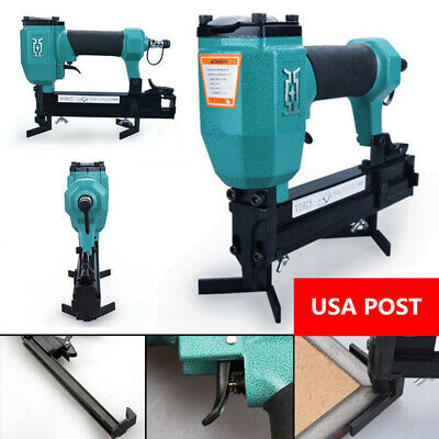 Good Pneumatic Picture Frame Joiner V Nailer Joining Gun Miter