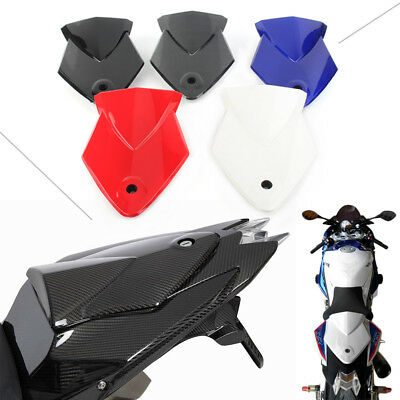 Rear Pillion Passenger Cowl Seat Back Cover for BMW S1000RR 2009-2014 Motorcycle