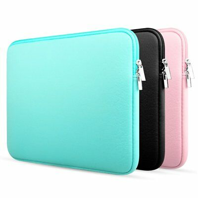 Laptop Sleeve Case Bag Pouch Storage For Mac MacBook Air Pro 11 / 13 / 15inch IA
