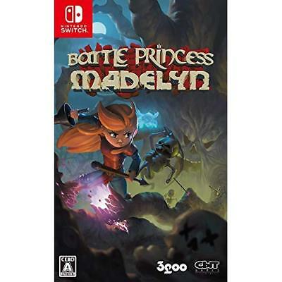 3goo Battle Princess Madelyn NINTENDO SWITCH REGION FREE JAPANESE VERSION