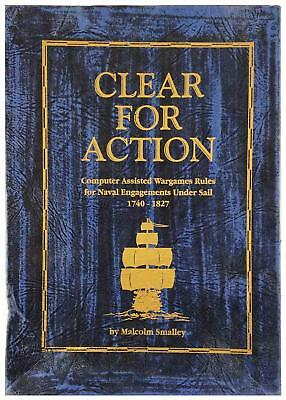 Malcolm Sm Wargame Soft Clear for Action - Computer Assisted Wargames  Box Fair