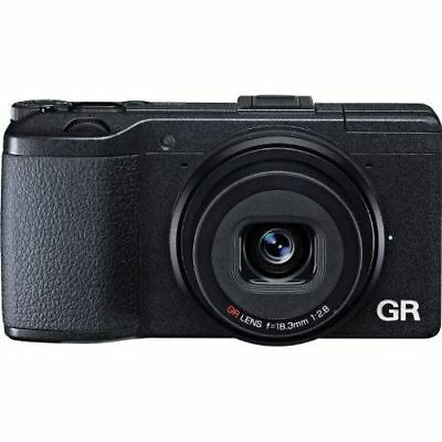 Excellent! Ricoh GR 16.2 MP Digital with 3.0-Inch LED Back - 1 year warranty