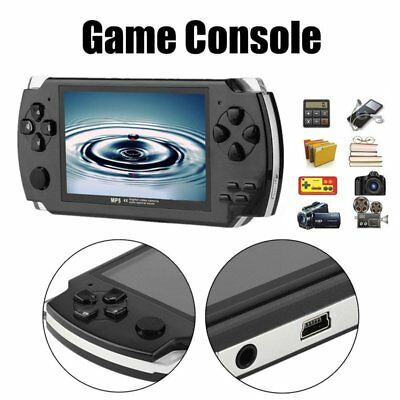 4.3'' PSP Portable Handheld Video Game Console Player Built-in 100 Games LOT TN