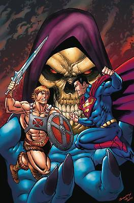 Injustice Vs Masters Of The Universe Hc Pre-Order 17/04/19