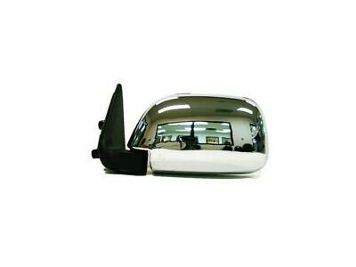 A PAIR OF CHROME SIDE MIRROR COVER LED FOR TOYOTA HILUX MK3 SURF 89-97 R
