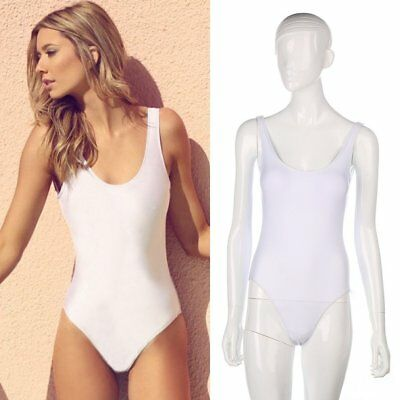Beauty Women One Piece Bikini Monokini Swimsuit Backless Swimwear Beach Lot M1