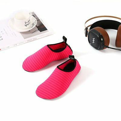 Stripe Slip-resistant Fitness Shoes Quick-dry Lightweight Beach Diving Shoes M1