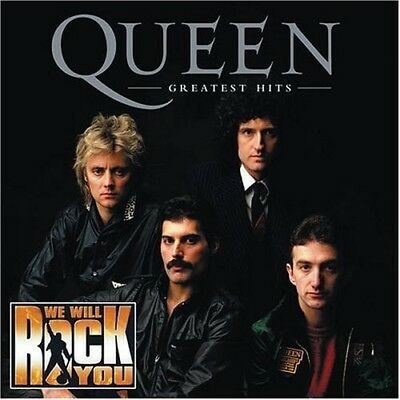 Queen - Greatest Hits-We Will Rock You (CD Used Very Good)