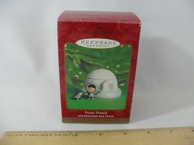 Hallmark Keepsake Ornament - Frosty Friends Decorations - No Seal Included