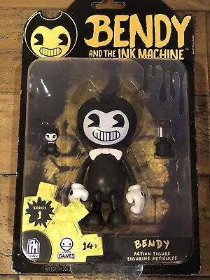 Bendy and The Ink Machine Bendy Series 1 Action Figure