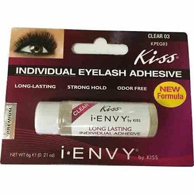 d506cf39ba5 I ENVY BY Kiss Individual Eyelash Adhesive Glue Clear Strong Hold ...