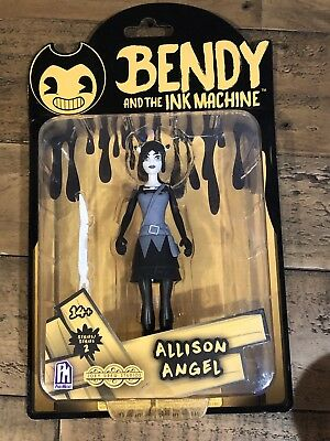 bendy and the ink machine Action Figure