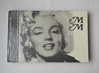Marilyn Monroe Biography American Hollywood actress memories photos Russian book