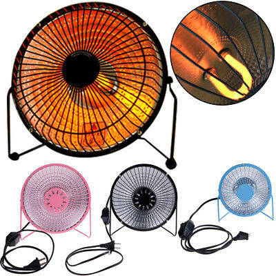 Mini Electric USB Desktop Heater Office Winter Handheld Air Fan Warmer Portabl I