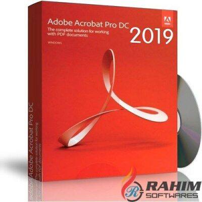 Adobe Acrobat Pro DC 2019 Build LifeTime GLOBAL VERSION Fast Delivery  DOWNLOAD