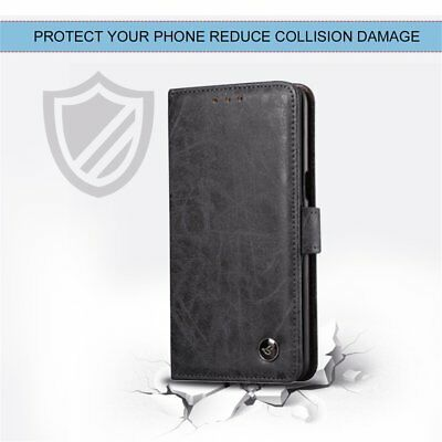 PU Leather Phone Case Flip With Card Slots & Back Cover & Wallet For Oneplus 5SR