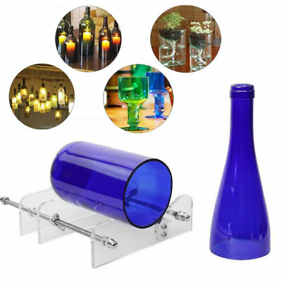 Professional Glass Wine Beer Bottle Cutter Machine Craft Cutting Tool DIY Kit UK
