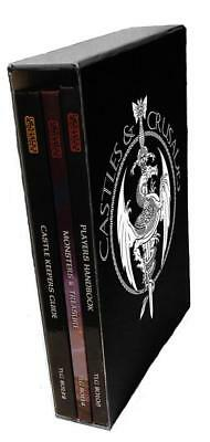 Troll Lord Castles & Cr Castles & Crusades Slipcase - Players Handbook Box MINT