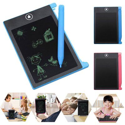 4.4-inch LCD EWriter Paperless Memo Pad Tablet Writing Drawing Graphics Board SN