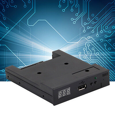 3.5In 144MB Upgrade Floppy Drive to USB Flash Disk Drive Emulator + CD Screws IL