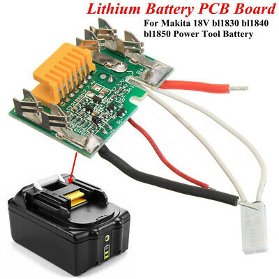 18V Replacement Battery Chip PCB Board For Makita BL1830 BL1840 BL1850 LXT400#US