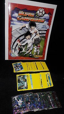 Captain Tsubasa Supercampeones Sticker Album 2003 New Complete Set Panini Mexico