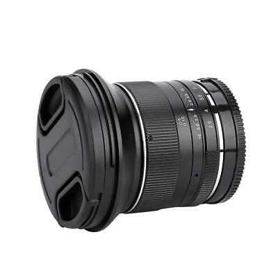 12mm f2.8 Manual Focus Grande Apertura Obiettivo Per Fuji Mirrorless Cameras
