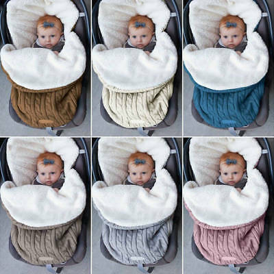 Infant Baby Footmuff Liner Pushchair Stroller Buggy Pram Cosy Toes Car Seat