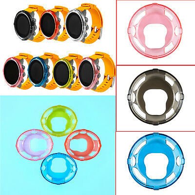 Soft Transparent TPU Cover Case Protector for Suunto Spartan Sport Wrist HR Baro