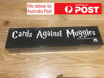 Cards Against Muggles, New Funny Party Board Cards, Au Stock