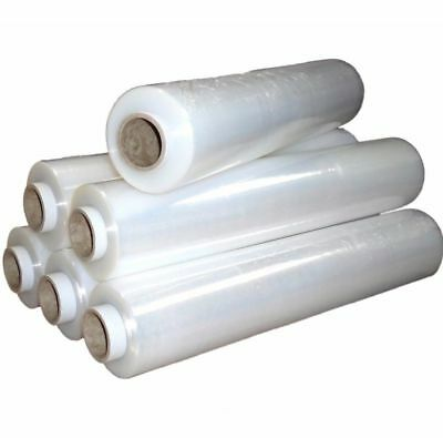 Shrink Wrap 400mm x 250mtr 17Micron rolls pack of 6 - Free Shipping