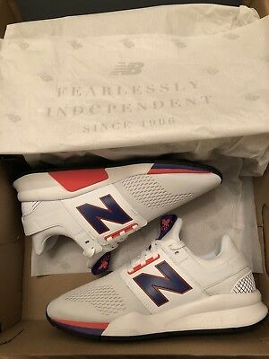 5b71ceb57 NEW BALANCE-LIVERPOOL FC-247-LIMITED Edition-Trainers-Uk 10 125 Year ...