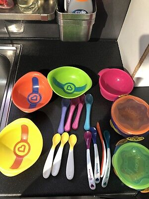 Baby Food Pots Nuby Munchkin Tommee Tippee Lansionh