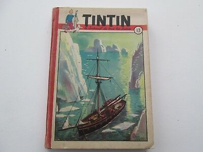 Journal De Tintin Album Recueil N°13 Be/tbe Complet