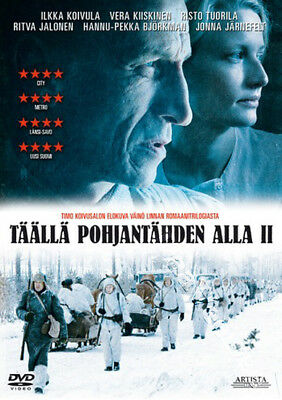 Under The North Star 2 NEW PAL Arthouse DVD Koivusalo