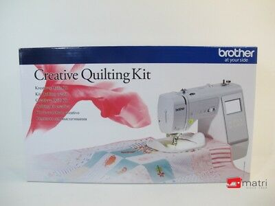 Brother Creative Quilting Kit Fits Innovis M280D Sewing Embroidery Machine QKM2