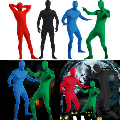 Unisex Cosplay Clothes Suits Morphsuit Fancy Dress Morph Party Costume Company