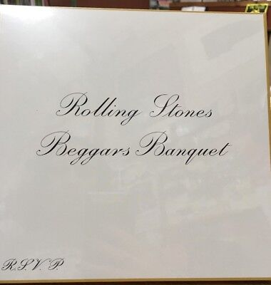 Rolling Stones- Beggars Banquet 50th Anniversary Hybrid 2 SACD/ Flexi disc Ed.