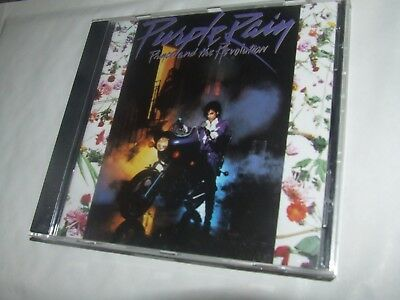 Prince and the Revolution - Purple Rain CD 07599251102 Germany