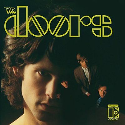 [Remastered Edition] The Doors Band, 2017, CD, 1 Disc [50th Anniversary]-NEW